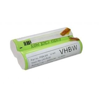 Batteria per Bosch PSR 200 / Einhell BG-CC 7,2 LI, 7.4V, 2200 mAh