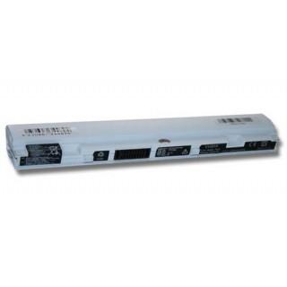 Batteria per Asus Eee PC X101/ X101C / X101CH / X101H / R11CX, bianca, 2200 mAh