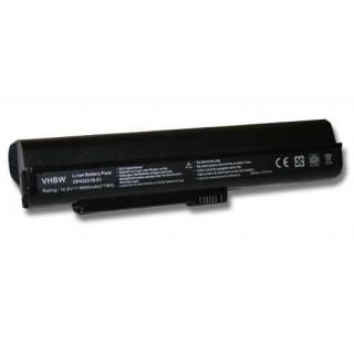 Batteria per Fujitsu Siemens Lifebook M2010 / M2011, 6600 mAh