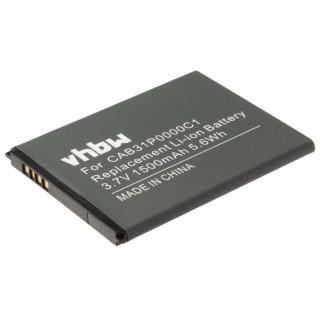 Batteria per Alcatel OT-910 / OT-985 / OT-990, 1500 mAh