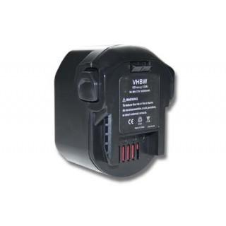 Batteria per AEG B1214G / B1215R / B1220R, 12 V, 3.3 Ah