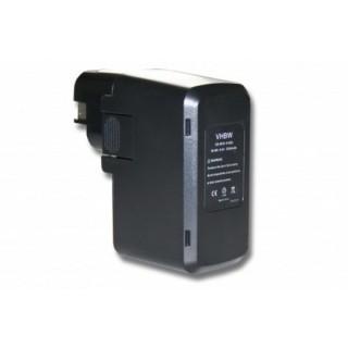 Batteria per Bosch BAT001 / GSR 9.6 / GBM 9.6VES-2 / PDR 80, 9.6 V, 3.3 Ah