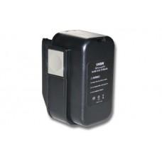 Batteria per AEG 2000, 9.6 V, 2.1 Ah