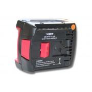 Batteria per Bosch BAT607 / BAT614 / GDR 14.4 V-LI / GDS 14.4 V-LI, 14.4 V, 4.0 Ah