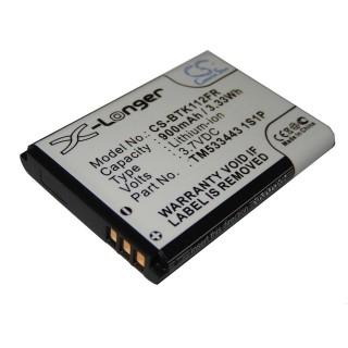 Batteria per Blaupunkt BT Drive Free 111 / 211 / 311, 900 mAh