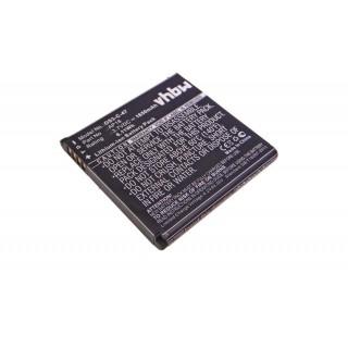 Batteria per Acer Liquid E1 / V360, 1650 mAh