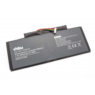 Batteria per Asus Transformer TF300, 2900 mAh