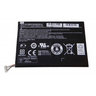 Batteria per Acer Iconia Tab W510 / A3-A10, 7300 mAh