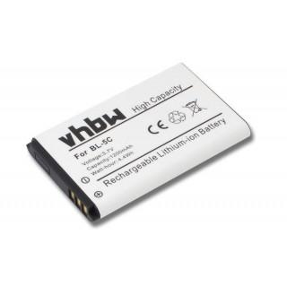 Batteria per Alcatel 8232 / 8242 DECT, 1200 mAh
