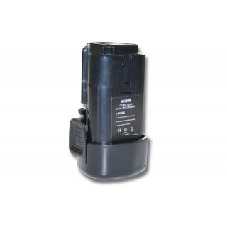 Batteria per Black & Decker LB12 / LBX12 / LBXR12, 12 V, 1.5 Ah