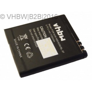 Batteria per Emporia AK-C145, 1100 mAh