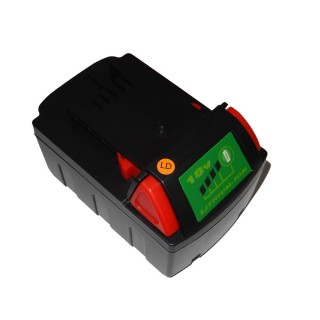 Batteria per AEG Milwaukee M18 / M18XC, 18 V, 4.0 Ah