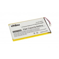 Batteria per Acer Iconia Tab B1-A71 / B1-710, 1800 mAh