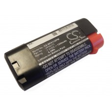 Batteria per Black & Decker VPX1101 / VPX1201 / VPX1301, 7 V, 1.2 Ah