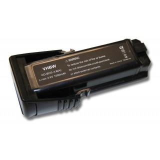 Batteria per Bosch BAT504, 3.6V, 1.5 Ah