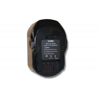Batteria per AEG B1414G / B1415R / B1420 / B1420R, 14.4 V, 2.0 Ah
