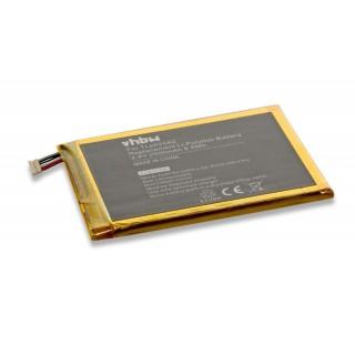 Batteria per Alcatel OT-7047 / OT-8008, 2500 mAh