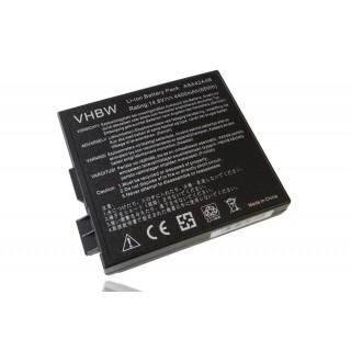 Batteria per Asus A4 / A4000, 4400 mAh