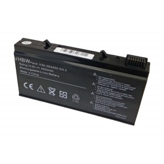 Batteria per Advent V30, 4400 mAh