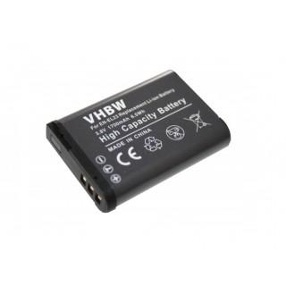 Batteria EN-EL23 per Nikon Coolpix P600 / P80 / S10, 1700 mAh