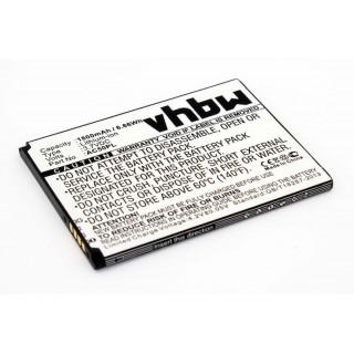 Batteria per Archos 50 Platinum, 1800 mAh