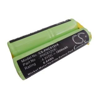 Batteria per Philips Easystar FC6125, 1800 mAh