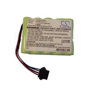 Batteria per Ecovacs Deebot CR100 / CR110 / CR112, 800 mAh