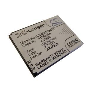 Batteria per Emporia AK-F220, 1150 mAh