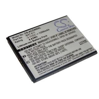 Batteria per Acer Liquid Z4 / Z140 / Z160, 1250 mAh