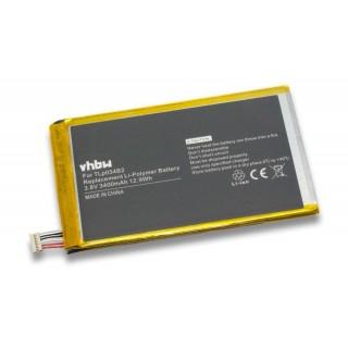 Batteria per Alcatel One Touch Hero, 3400 mAh
