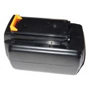 Batteria per Black & Decker BL1336 / BL2036, 36 V, 2.0 Ah