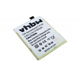 Batteria per Asus ZenFone 5 / A500, 2100 mAh