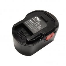 Batteria per AEG B1414G / B1415R / B1420 / B1420R, 14.4 V, 1.7 Ah