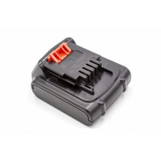 Batteria per Black & Decker BL1514 / BL1314 / BL1114, 14.4 V, 2.0 Ah
