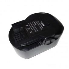 Batteria per AEG B1414G / B1415R / B1420 / B1420R, 14.4 V, 1.3 Ah