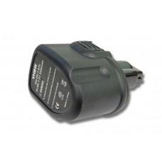 Batteria per DeWalt DE9057 / DE9085 / DW9057, 7.2 V, 3.3 Ah
