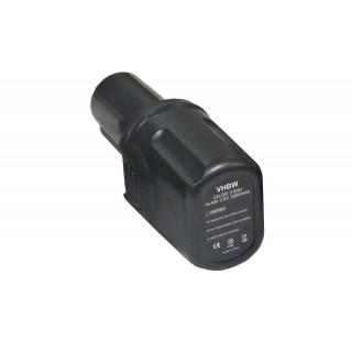 Batteria per DeWalt DC600, 3.6 V, 3.3 Ah