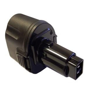 Batteria per DeWalt DE9057 / DE9085 / DW9057, 7.2 V, 1.3 Ah