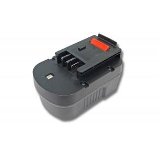 Batteria per Black & Decker BDG14-SF / BDGL1440, 14.4 V, 3.0 Ah