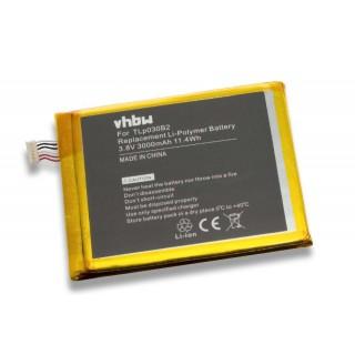 Batteria per Alcatel One Touch Pop S7, 3000 mAh