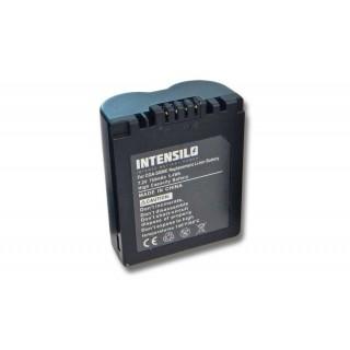 Batteria CGA-S006 / CGR-S006 per Panasonic Lumix FZ8 / FZ18 / FZ28 / FZ30 / FZ35, 750 mAh