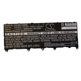Batteria per Dell Latitude 10e / 10-ST2e, 4050 mAh