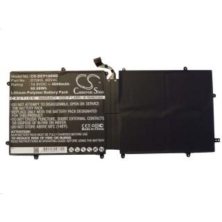 Batteria per Dell XPS 18 / 18-1810, 4600 mAh