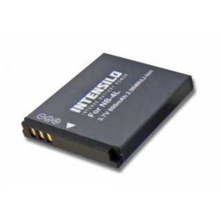 Batteria NB-4L per Canon IXUS 30 / 40 / 50 / 55, 800 mAh