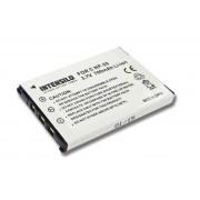 Batteria NP-20 per Casio Exilim EX-M1 / EX-Z3 / EX-S3, 700 mAh