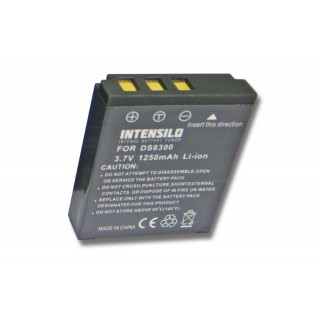 Batteria BLI-315 per Medion Traveler DC-8300 / DC-8600, 1250 mAh