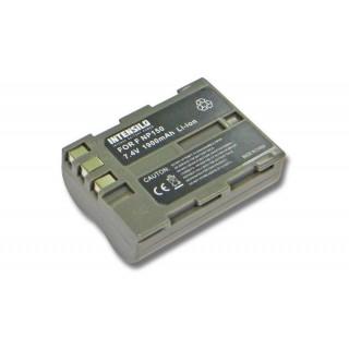 Batteria NP-150 per Fuji FinePix S5 Pro, 1900 mAh