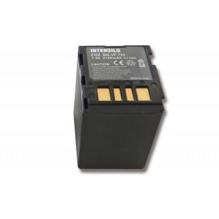 Batteria BN-VF33 per JVC GZ-MG505 / GR-D250 / GR-X5, 3150 mAh