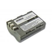 Batteria EN-EL3 / EN-EL3A / EN-EL3E per Nikon D50 / D70 / D80 / D90, 1900 mAh