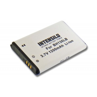 Batteria IA-BH130LB per Samsung SMX-C10 / SMX-K45 / SMX-K400, 1200 mAh